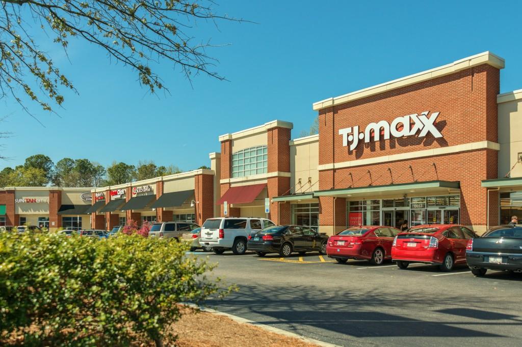 TJ Maxx store